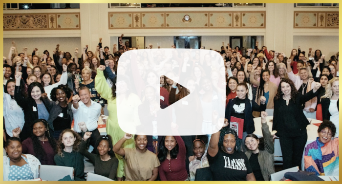 When Girls Thrive, We All Thrive - thumbnail from video celebrating our collective accomplishments in 2020