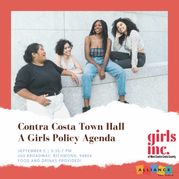 Contra Costa Town Hall Flyer