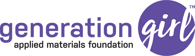Generation Girl - Applied Materials Foundation logo