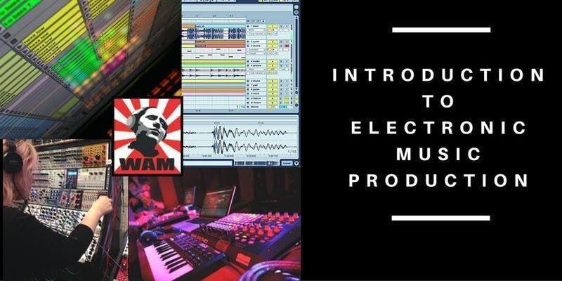 Introduction to Electronic Music Production | Alliance For Girls